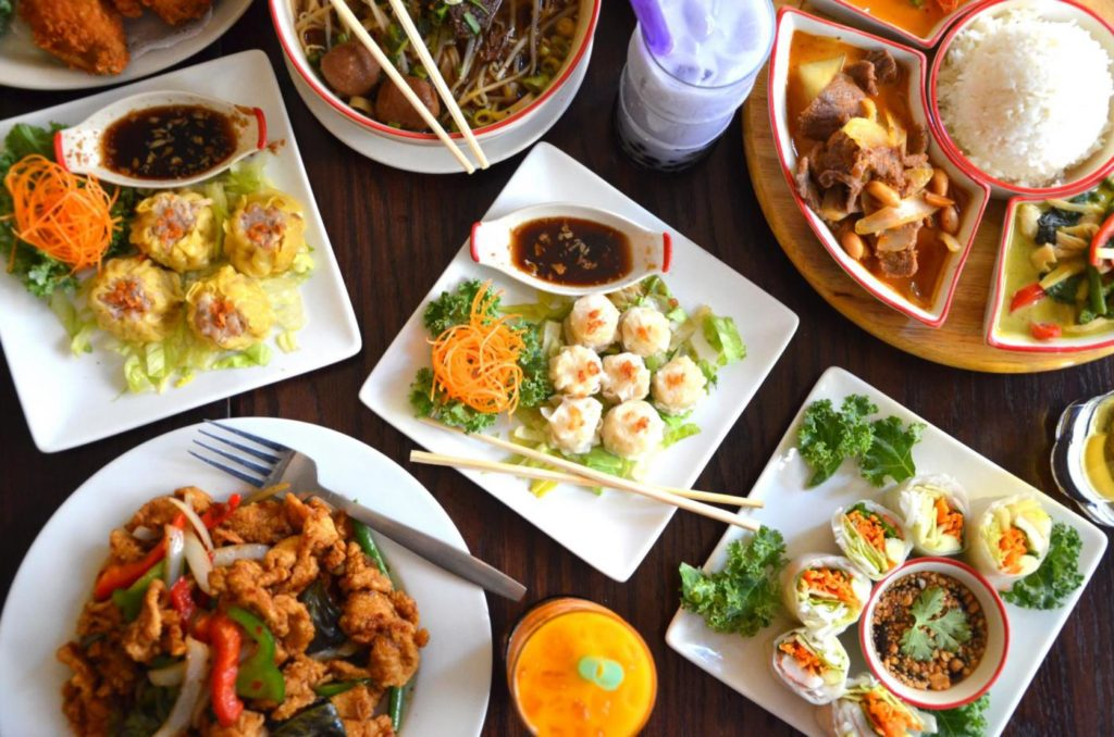 Dine In And Take Out Delivery